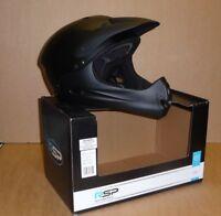 DIAMONDBACK Full Face BMX MTB Mountain Bike Helmet Medium 54-58cm Black