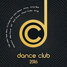 DANCE CLUB 2016  2 CD NEU   SEAN PAUL/FLUME/ALAN WALKER/TIESTO/AVICII/+