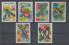 Guinea 661 - 66 Insect (MNH)