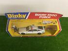 Dinky 264 Rover Police Car