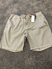 """SUPERDRY SUN SCORCHED CHINO SHORTS.SIZE 36"""" WAIST BNWT RRP £39.99"""
