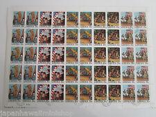 Liberia Monrovia 35 cents Norman Rockwell (1894-1978) USA painter - Boy Scouts