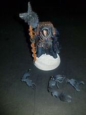 Iron Hands Primarch Ferrus Manus (non GW) kabuki Miniatures 40k