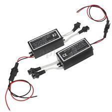 2pcs Spare Inverter Ballast For CCFL Angel Eyes Halo Rings Set 4 outputs 12V