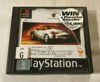 Porsche Challenge PS1 PlayStation One 1997 SCE (Racing Game) w/ Manual