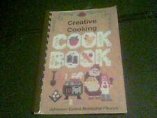 1990 Creative Cooking by Jefferson United Methodist Church. Jefferson, Ohio s22