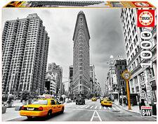 Puzzle Educa 17111 Flatiron Building, 1000 piezas, New York, Arquitectura, teile