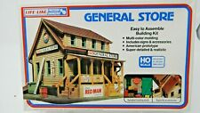 Railroad Life- Like General Store #1351 New Unopened