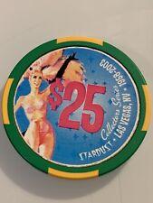 STARDUST HOTEL $25 Casino Chip Las Vegas Nevada 3.99 Shipping