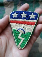 BEAUTIFUL RARE WWII US Army CBI China Berma India Ledo Road Theater Made Patch