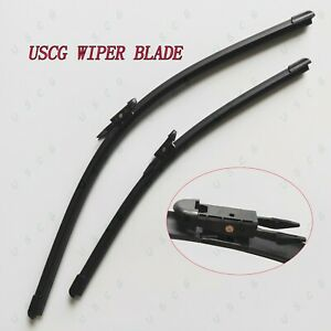 BMW E91 E92 3-Series Genuine Front Windshield Wiper Blade 328i 335i M3 NEW USCG