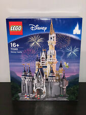 Lego Disney Castle Brand new  (71040) with Bonus Disney Series 2 Minifigure