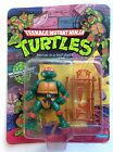 TMNT Teenage Mutant Ninja Turtles MICHAELANGELO MOC Figure Playmates 1988