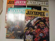 Lot of 5 copies of JUXTAPOZ Magazines  2009 No. 98 99 100 101 105