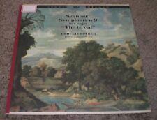 Schubert Symphony No 9 The Great Klemperer~Original Inner~Angel~1961 Classical