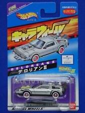 ya0962 Japan Exclusive ! Hot Chara Wheels BACK TO THE FUTURE 3 DELOREAN 3