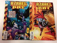 Azrael Agent Of The Bat #60 61 62 63 64 65 66 67 2000 The Joker Batman