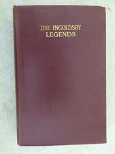THE INGOLDSBY LEGENDS or MIRTH AND MARVELS