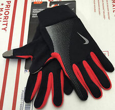 Nike Men's Thermal Tech Running Gloves- Style NRG57055 XL