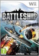 Wii play nintendo Battleship - the video game new product