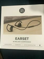 Bang & Olufsen Earset Wireless Earbuds Bluetooth Headphones - Brown (brand new)