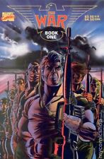 War 1-4, Marvel, Nightmask, Pit Bull, Blur, Gridlock, Doug Murray, Tom Morgan