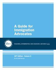 ILRC Guide for Immigration Advocates 20th 2016 vol_2