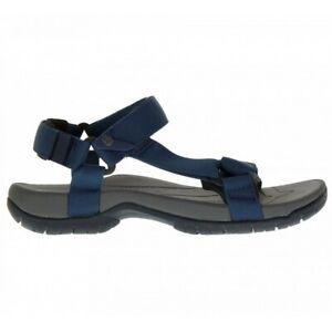 Mens Teva Tanza Universal Sports Walking Sandals Insignia Blue