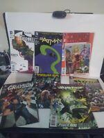 DC Comics New 52 7 Issue Lot Batman, Titans, Justice League