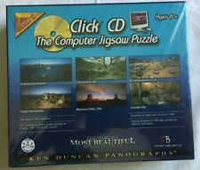 Click CD Computer Jigsaw Puzzle Series 2 by SBG Game Night Kids' Toys & Games