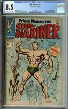SUB-MARINER #1 CGC 8.5 OW/WH PAGES