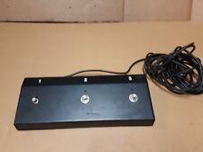 Marshall 6100 amp foot switch