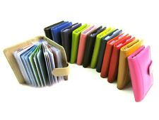 Unisex Super Soft Premuim High Quality Leather Credit Card Holder Wallet Purse