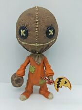 "Trick R Treat Stylized Sam 6"" Action Figure PVC Toy Loose No Box"