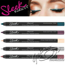 Sleek MakeUP Lifeproof 12 Hour Wear Metallic Eyeliner Pencil Waterproof