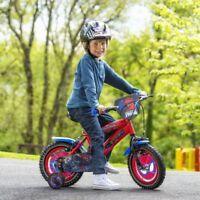 Brand New Kids 12 Inch Spider-Man Bike