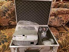 Plus U7-132HSF DLP Digital Projector 3500 ANSI Lumens Used 2x   Original $3500