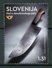 Slovenia Arts Crafts Stamps 2020 MNH Contemporary Metal Design Blacksmith 1v Set