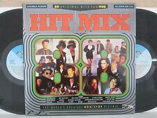 STYLUS HIT MIX The Best of 88 Non Stop Megamix 2-LP (NM) PWL SAW Michael Jackson