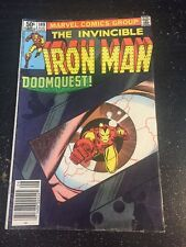Iron Man#149 Awesome Condition 6.0(1981) Layton Cover,Dr.Doom!!