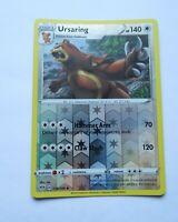 139/189 Ursaring REVERSE HOLO | Pokemon Trading Card Game TCG | Darkness Ablaze