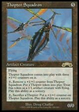 MTG 1x THOPTER SQUADRON -Exodus *Rare Token in Play NM*