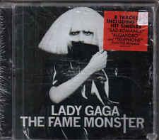 Lady Gaga-The Fame Monster cd Album Sealed