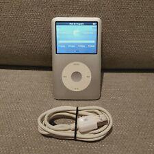 Apple iPod Classic 80gb 7th Generation Con Cable USB