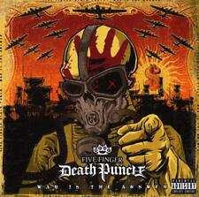 Five Finger Death Punch - War Is The Answer CD Membran