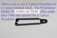 Winchester Model 70 Rifle Floor plate Conversion     Long Action L/A  Gun Part
