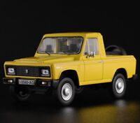 ARO 242 Romanian SUV Pick-up Yellow Color 1:43 Scale Diecast Model Car