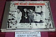 THE BEST OF VELVET UNDERGROUND (WORDS AND MUSIC OF LOU REED) -15 TRACK CD-