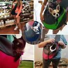 Pet Puppy Dog Mesh Sling Carry Pack Backpack Carrier Travel Tote Shoulder Bag