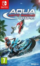 Switch -- Aqua Moto Racing Utopia -- NUOVO